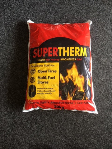 4 Bags Supertherm 20kg - Flying Dutchman Stores