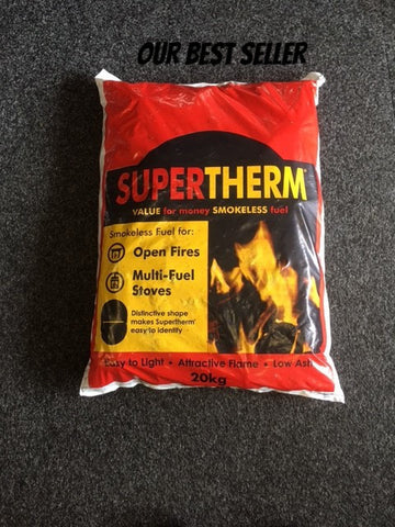 Supertherm  Easily our best selling fuel. It's popularity speaks for itself.