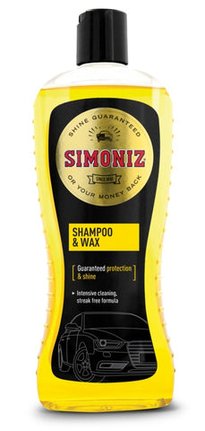 Simoniz shampoo and wax - Flying Dutchman Stores