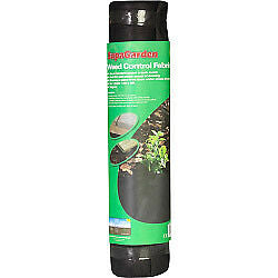 SupaGarden Weed Control Fabric 8 x 1.5m - Flying Dutchman Stores