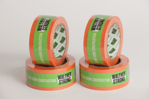 WALTHER STRONG INTERIOR CLEAN ROOM CONSTRUCTION TAPE