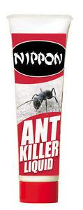 Nippon Ant Killer Liquid is a sugary bait formulation designed to attract worker ants to take the bait and feed...