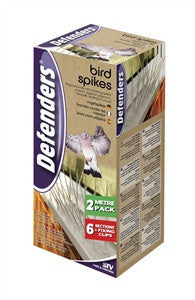Defenders Bird Spikes - Flying Dutchman Stores