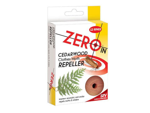 Zero In Cedarwood Rings - Flying Dutchman Stores