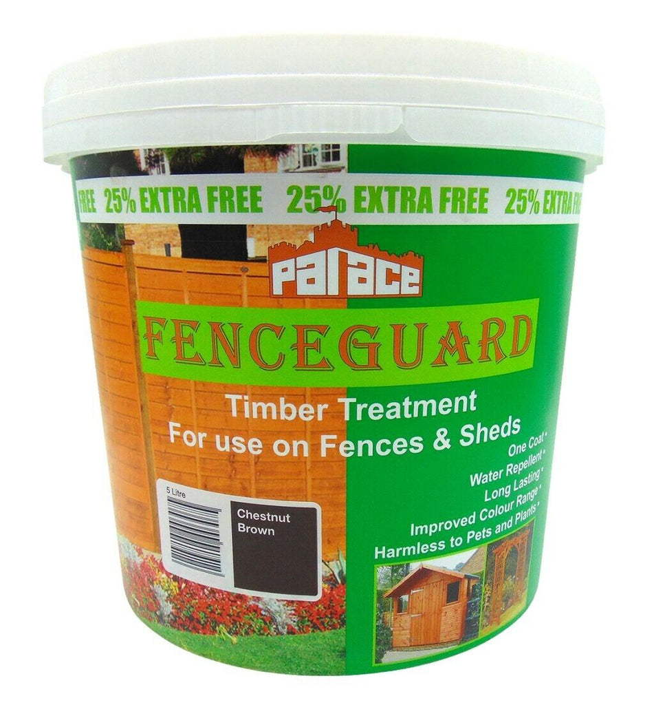 Palace Fenceguard  Chestnut Brown