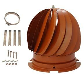 Rota Top Cowl (Terracotta Top & Base) Strap Fit - Flying Dutchman Stores