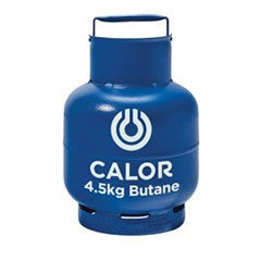 4.5kg Calor  Butane gas bottle - Flying Dutchman Stores