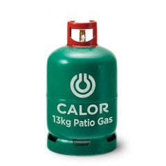 Patio/BBQ Calor  Gas Propane 13kg (clip on connector) - Flying Dutchman Stores