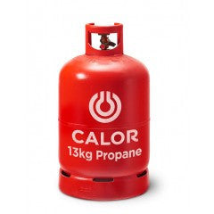 Calor Gas Propane 13 kg(Screw connector) - Flying Dutchman Stores
