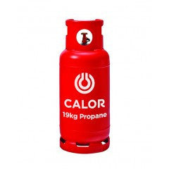 19kg Propane Calor gas bottle - Flying Dutchman Stores