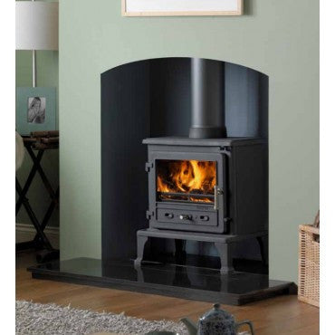 Firefox 8.1 Wood Burning - Multi Fuel Defra Approved Stove - Flying Dutchman Stores