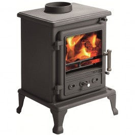 Firefox 5.1 Multifuel / Defra Approved Woodburning Stove - Flying Dutchman Stores