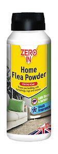 Zero In Flea Powder - Flying Dutchman Stores