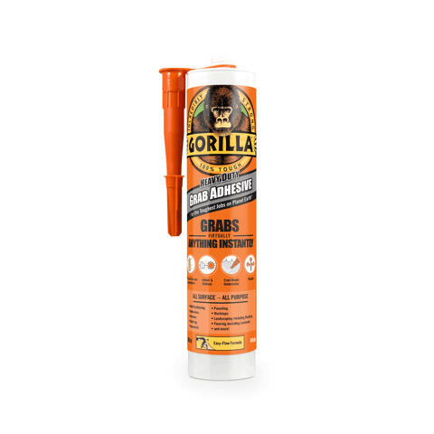 GORILLA HEAVY DUTY GRAB ADHESIVE - Flying Dutchman Stores