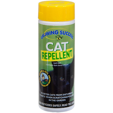 Growing Success Cat Repellent - Flying Dutchman Stores