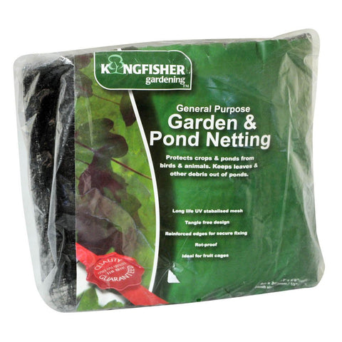 Kingfisher Garden & Pond Netting 4m x 2m