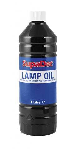 SupaDec Lamp Oil 1L - Flying Dutchman Stores