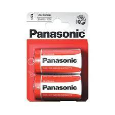 Panasonic D Batteries 2pk - Flying Dutchman Stores