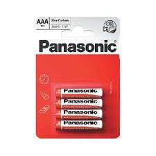 Panasonic AAA Batteries 4pk - Flying Dutchman Stores