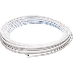 JG Speedfit Speedpex Barrier Pipe Coil 15mm x 25m - White - Flying Dutchman Stores