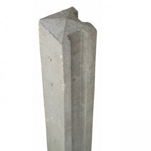 Concrete Corner Post - Flying Dutchman Stores
