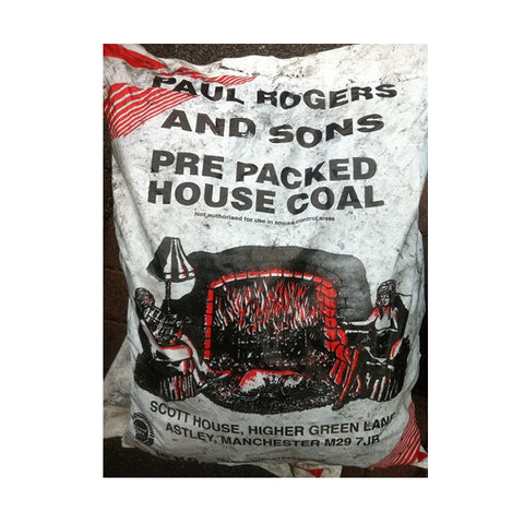 House Coal 4 20kg Bags - Flying Dutchman Stores