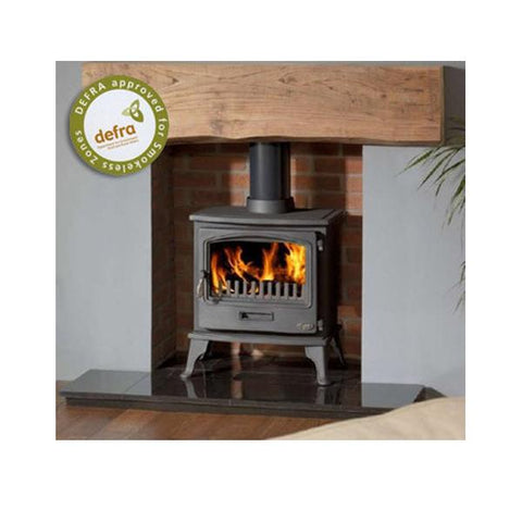 Tiger Cleanburn Woodburning Stove - Flying Dutchman Stores
