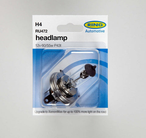Ring H4 Headlamp - Flying Dutchman Stores