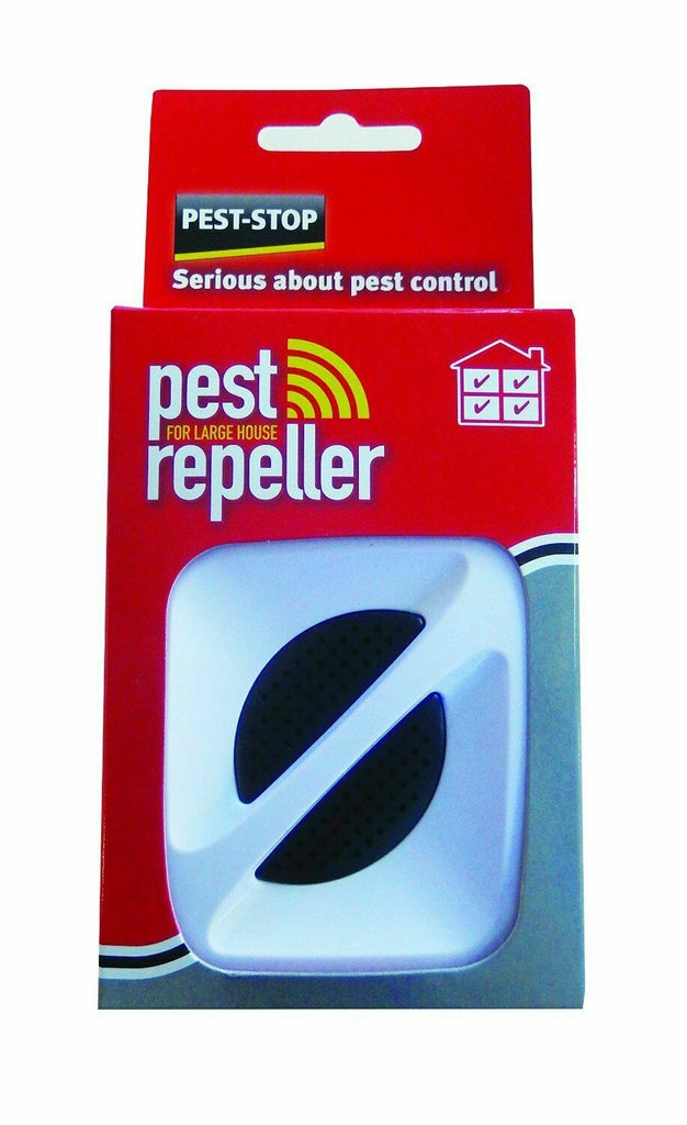 Indoor Pest Repeller - Large House (EU) - Flying Dutchman Stores