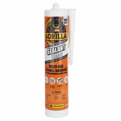 GORILLA SEALANT CLEAR - Flying Dutchman Stores
