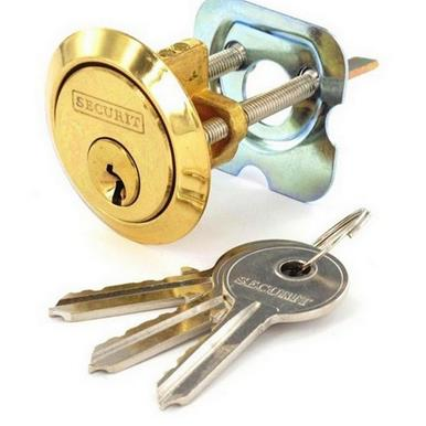 Securit  Replacement Cylinder and 3 Keys - Flying Dutchman Stores