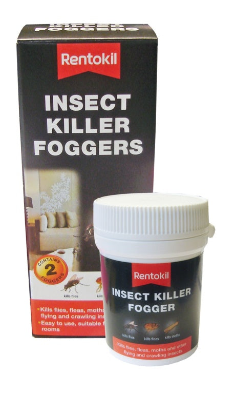 Rentokil Insect Killer Foggers Twin Pack - Flying Dutchman Stores