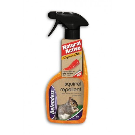 Defenders Squirrel Repellent - Flying Dutchman Stores