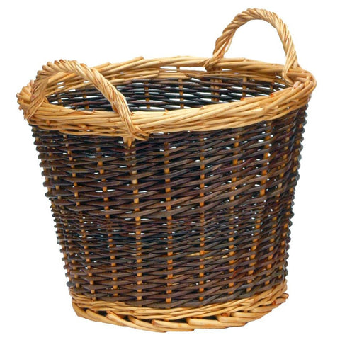 Log Basket Duo Tone