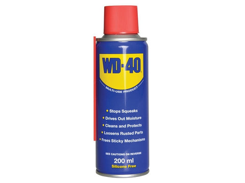 WD-40 Multi-Use Maintenance Aerosol 200ml Lubricating Sprays & Oils - Flying Dutchman Stores