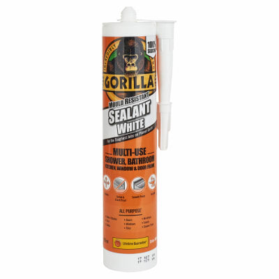 Gorilla Sealant White - Flying Dutchman Stores