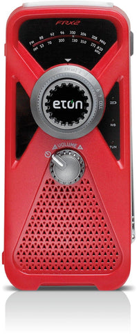 Eton Hand Turbine AM/FM/Weather Radio