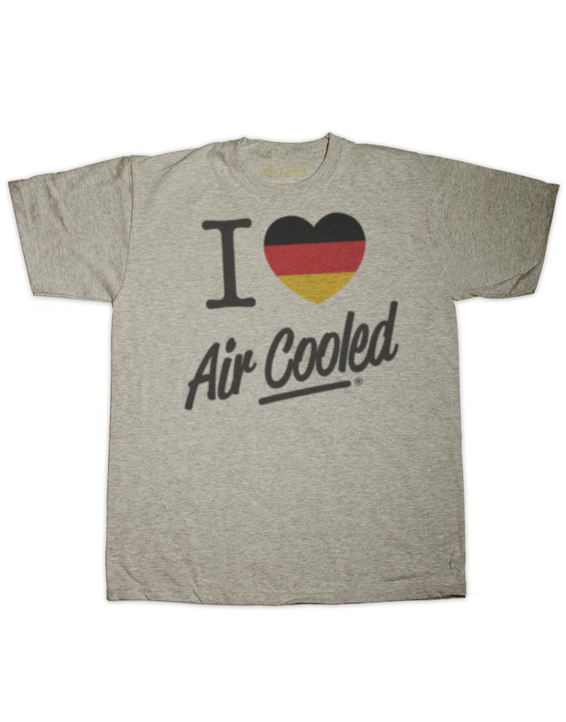 Air Cooled Love T Shirt