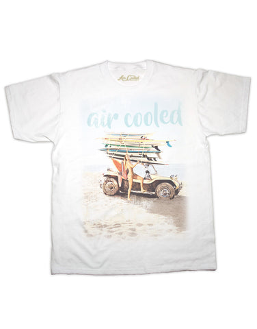 Air Cooled Beach Buggy Woman T Shirt