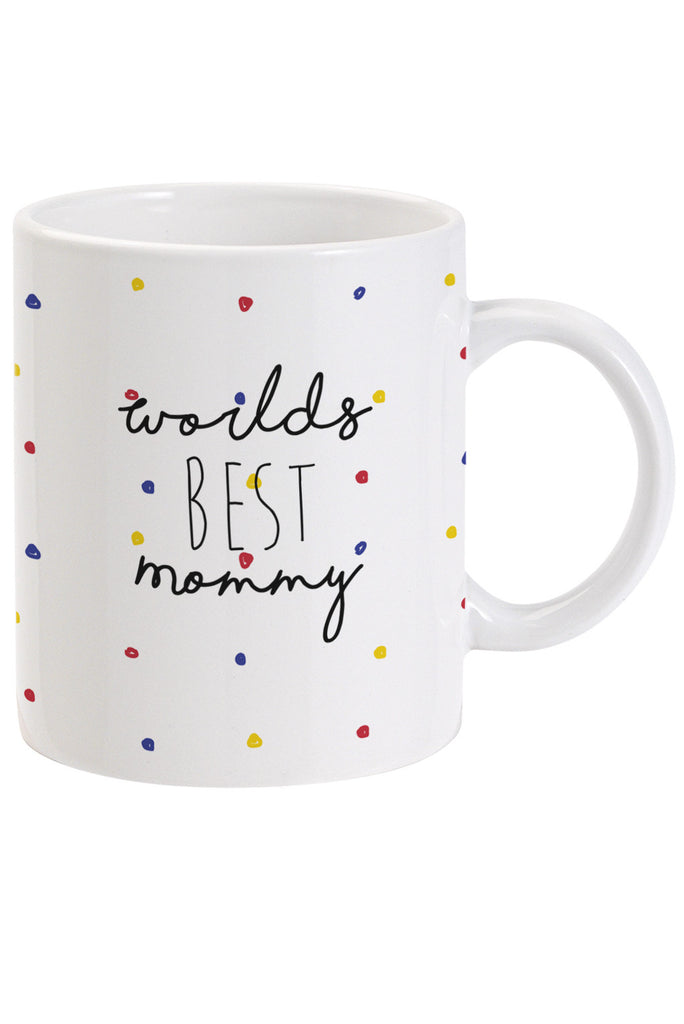 Worlds Best Mommy Mug