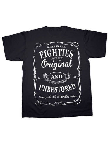 Built in the Eighties T Shirt