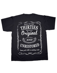 Built in the Thirties T Shirt
