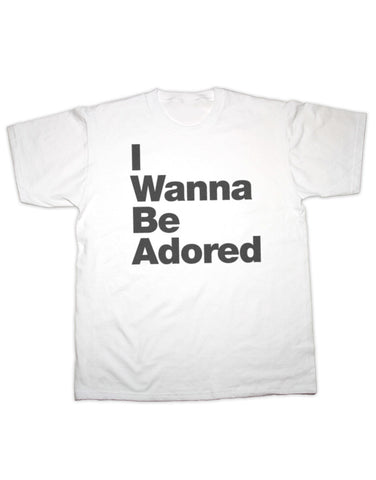 I Wanna Be Adored / Stone Roses T Shirt