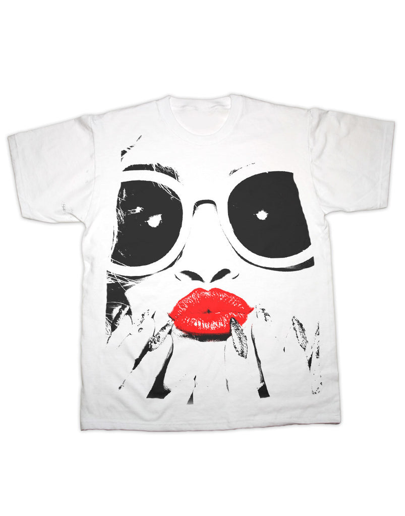 Hot Summer Lips T Shirt