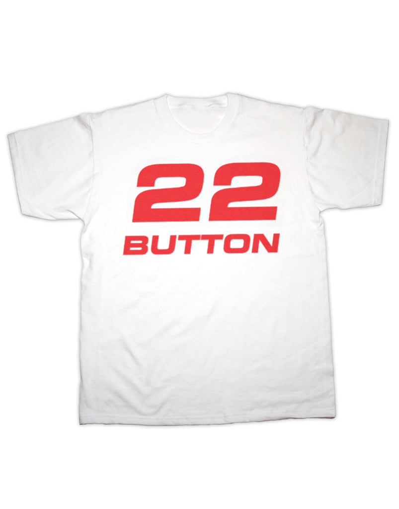 Jenson Button 22 T Shirt