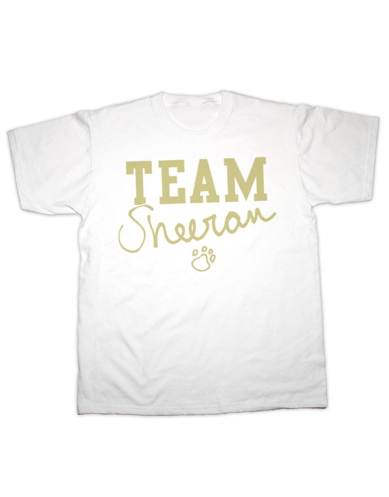 Team Ed Sheeran T Shirt