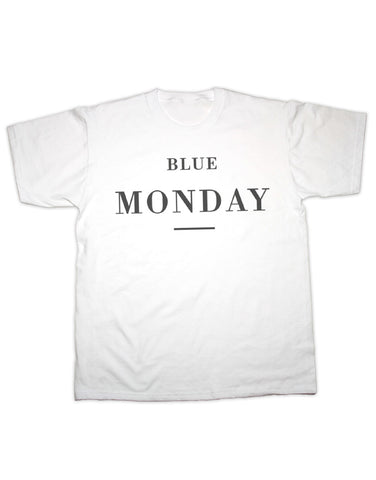 Blue Monday New Order T Shirt