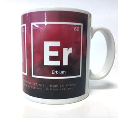 Periodic Table Elements Of A Mother Ceramic Mug