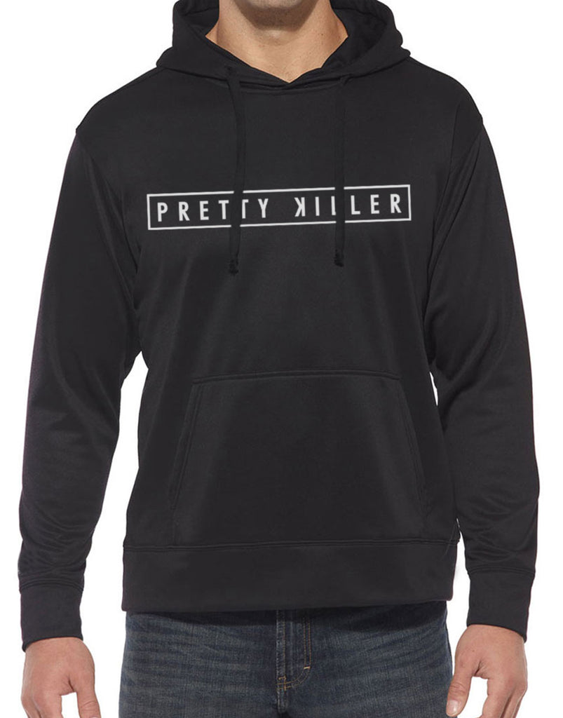 Pretty Killer Be Inspired Childrens Hooded Sweatshirt