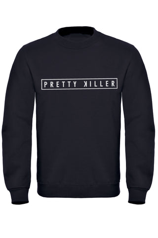Pretty Killer Be Inspired Childrens Sweatshirt